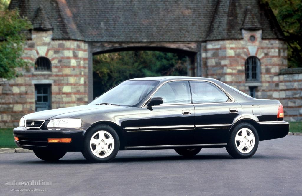 Acura Tl Wheels >> ACURA TL specs & photos - 1995, 1996, 1997, 1998 - autoevolution