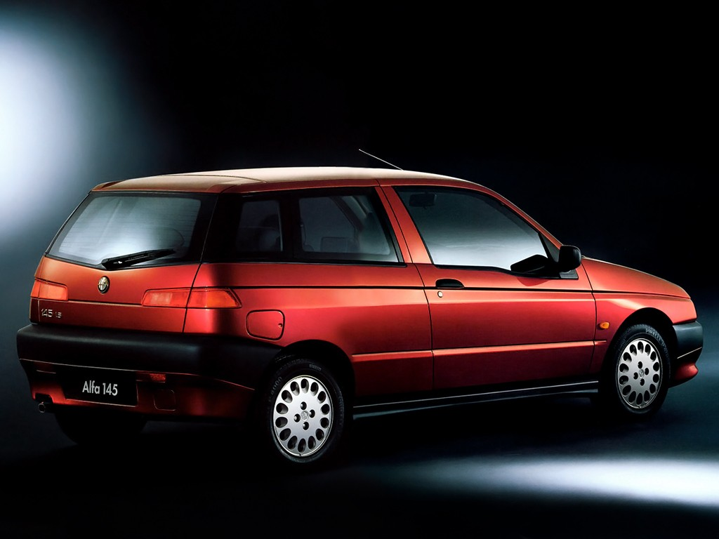 Alfa Romeo 145 1994 1995 1996 1997 1998 1999 2000
