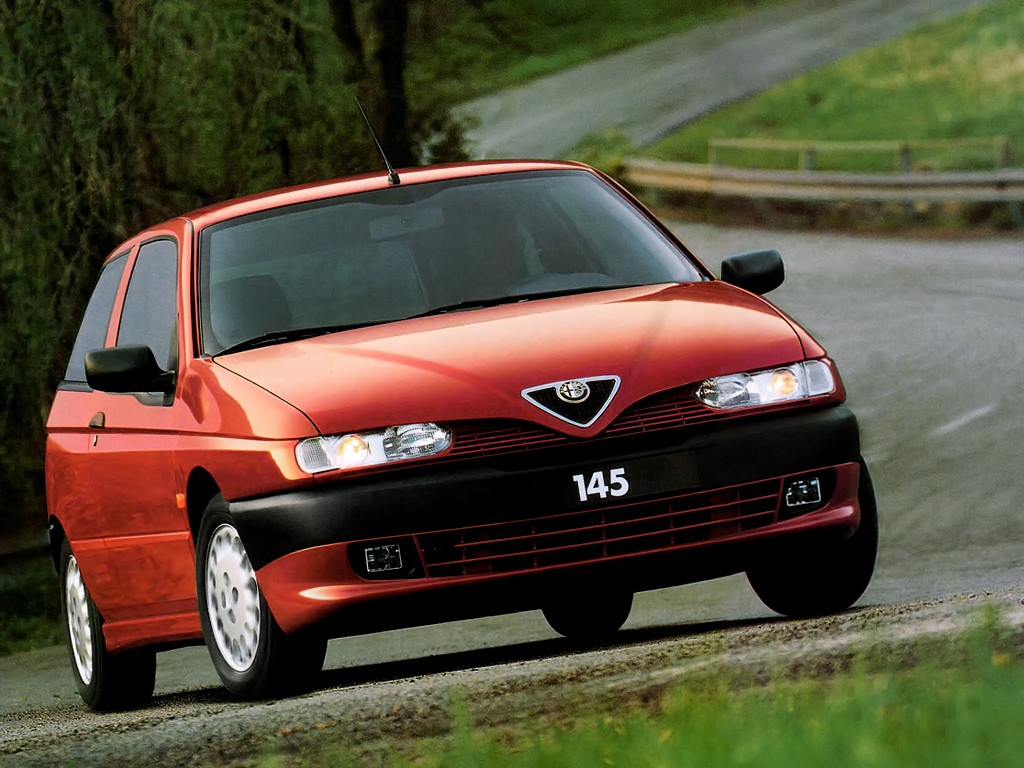 alfa romeo 145 specs 1994 1995 1996 1997 1998 1999 2000 autoevolution. Black Bedroom Furniture Sets. Home Design Ideas
