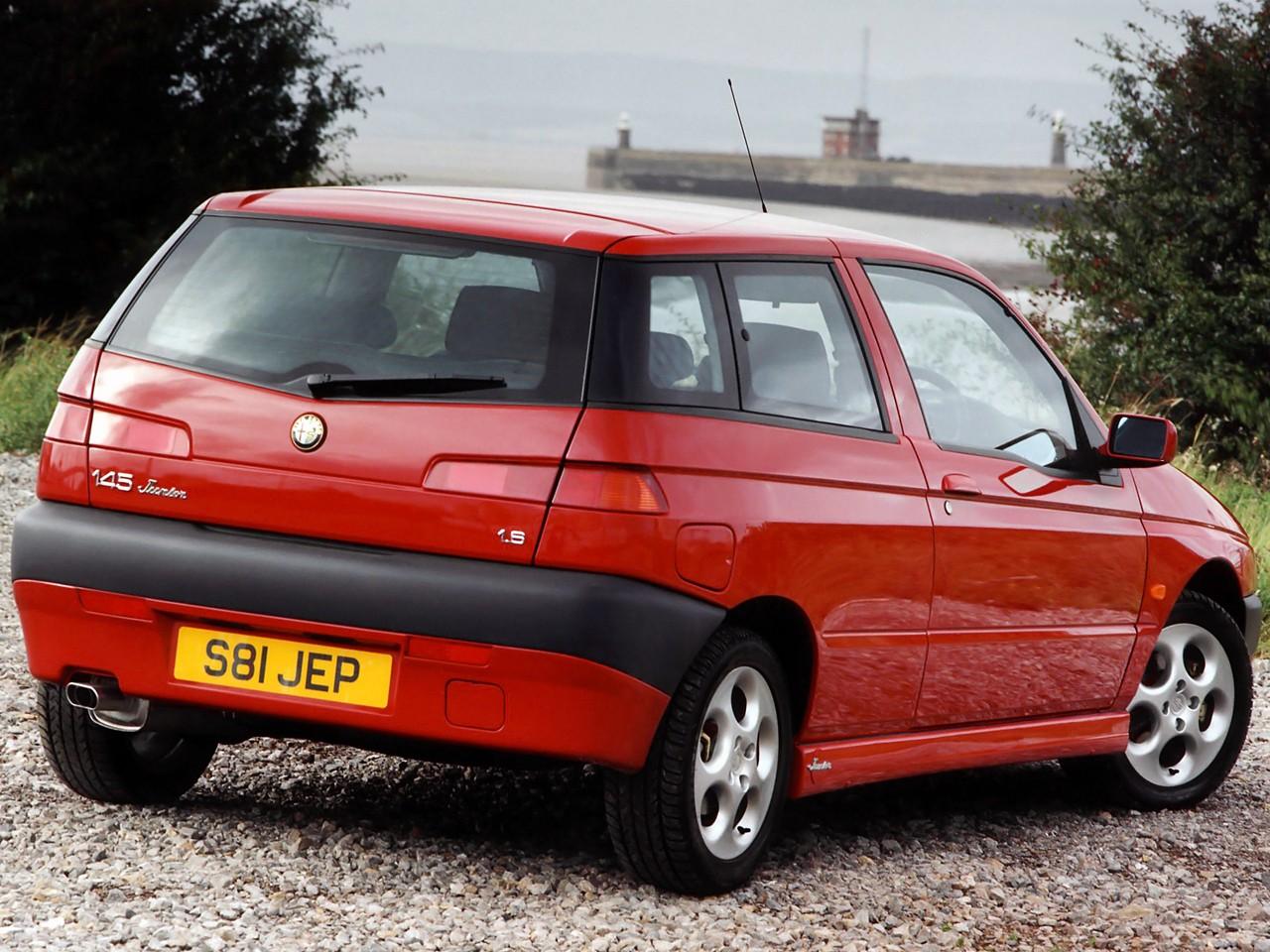 Alfa Romeo 145 Specs Amp Photos 1994 1995 1996 1997