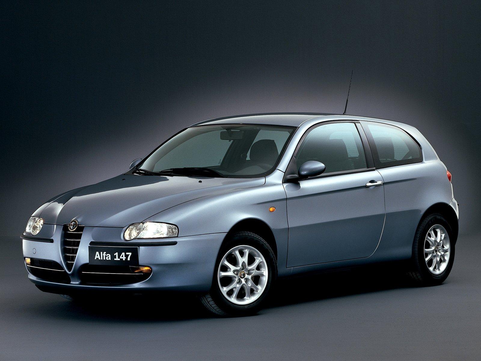 ALFA ROMEO 147 (3 Doors) specs - 2000, 2001, 2002, 2003 ... |Old Alfa Romeo 147