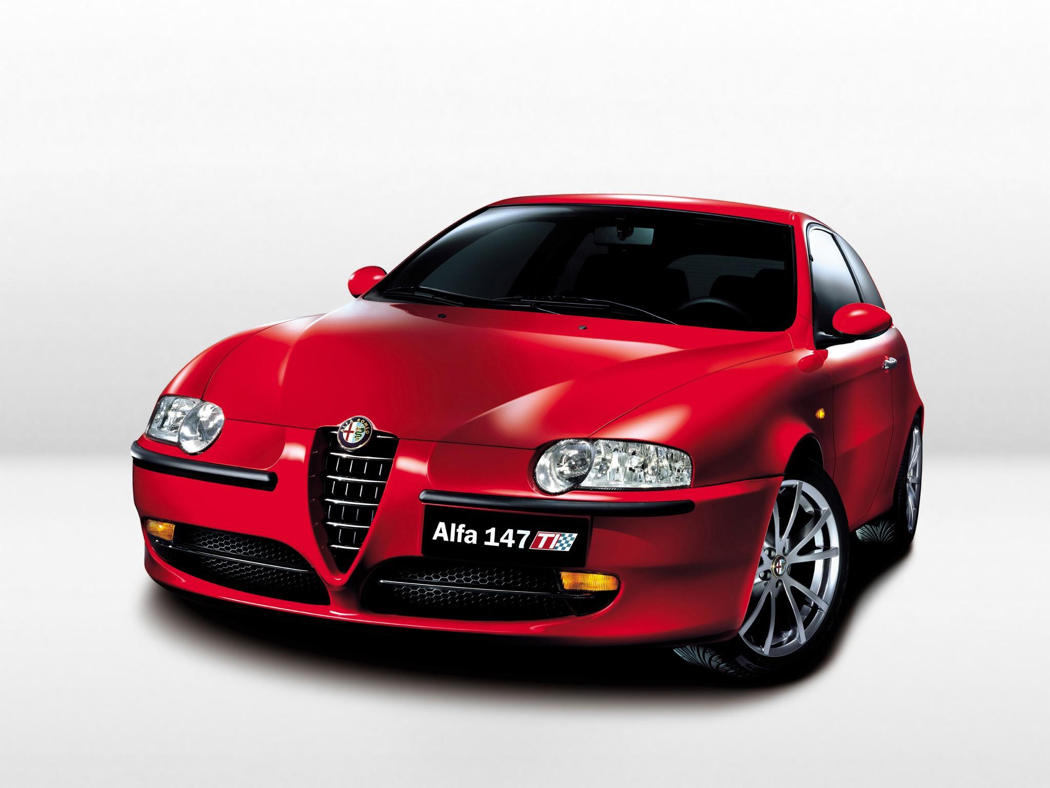 Alfa Romeo 147 GTA Challenge - Bloemendaal Classic ... |Old Alfa Romeo 147