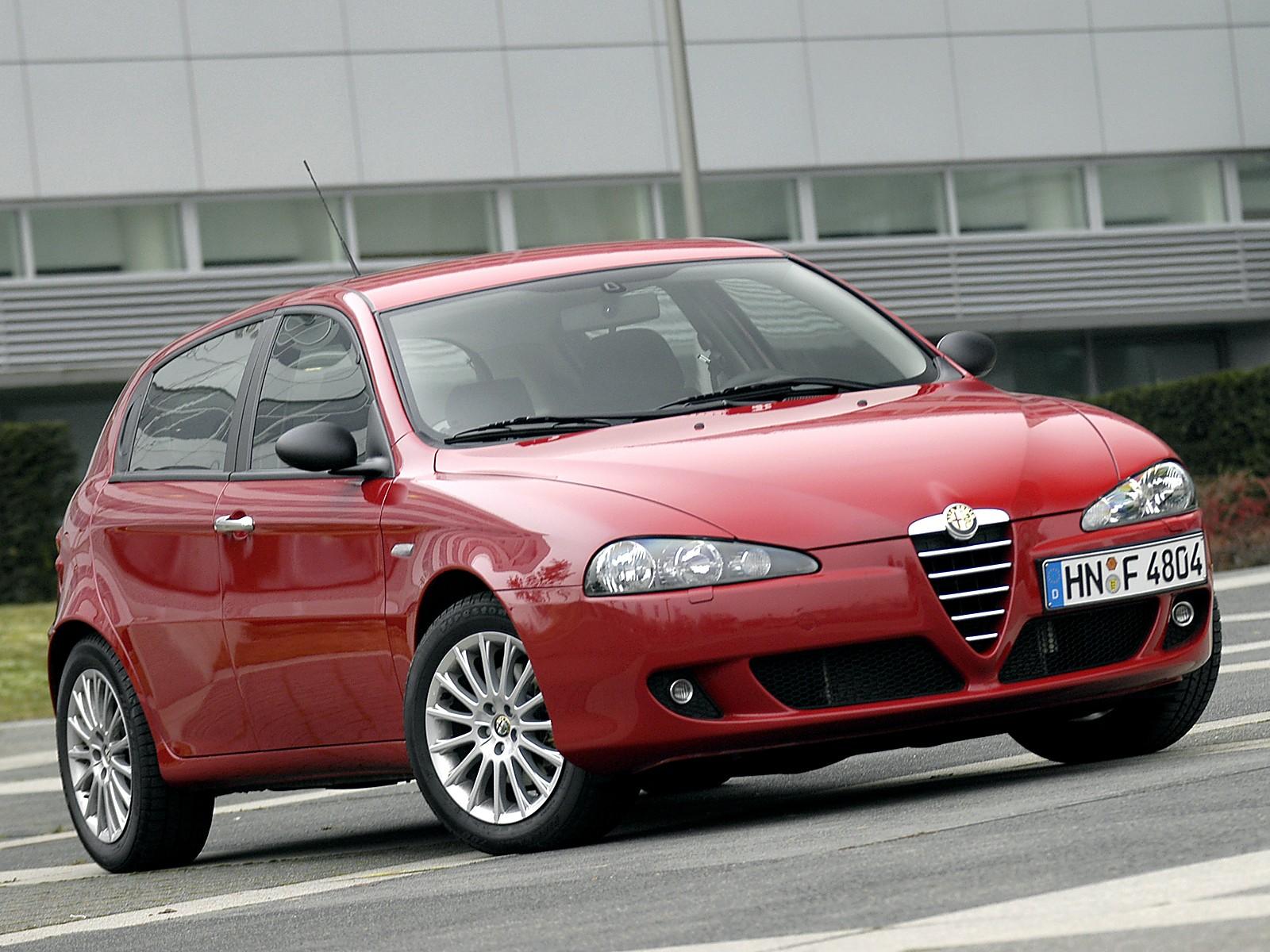 Alfa Romeo 147  5 Doors  Specs  U0026 Photos