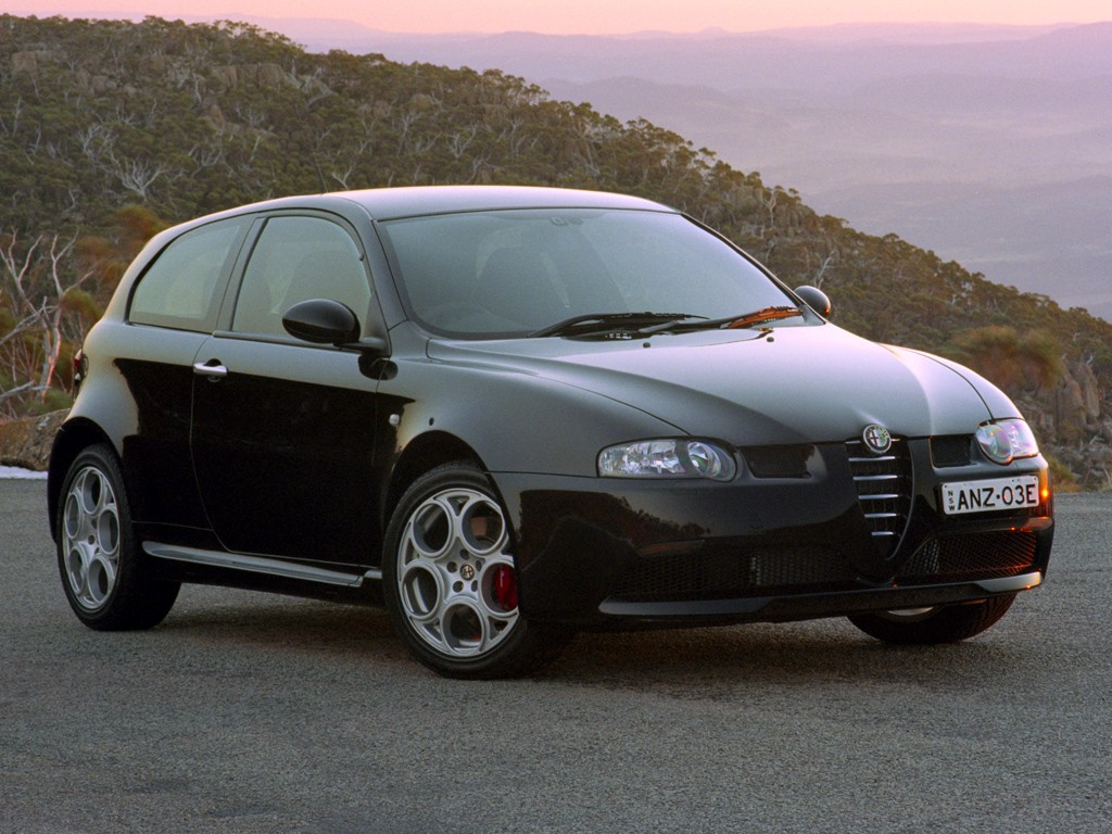 alfa romeo 147 gta specs 2003 2004 2005 autoevolution. Black Bedroom Furniture Sets. Home Design Ideas