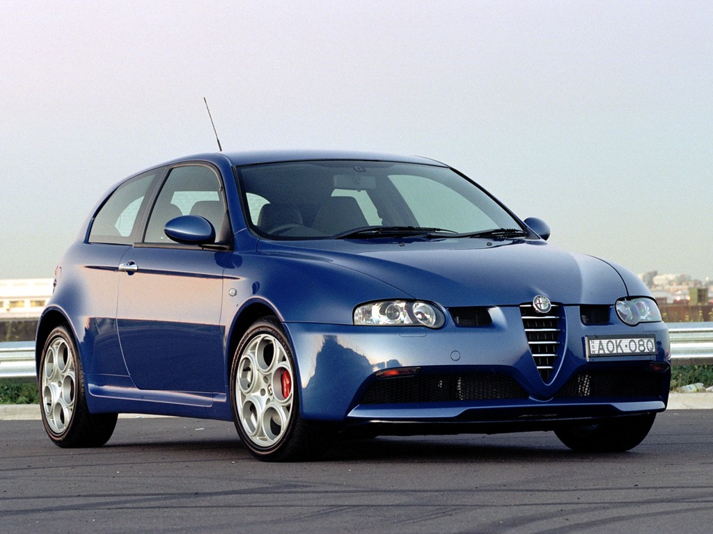 Alfa Romeo 147 Gta Specs 2003 2004 2005 Autoevolution