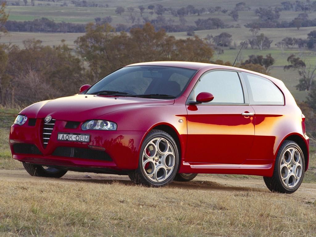 ... ALFA ROMEO 147 GTA (2003 - 2005) ...