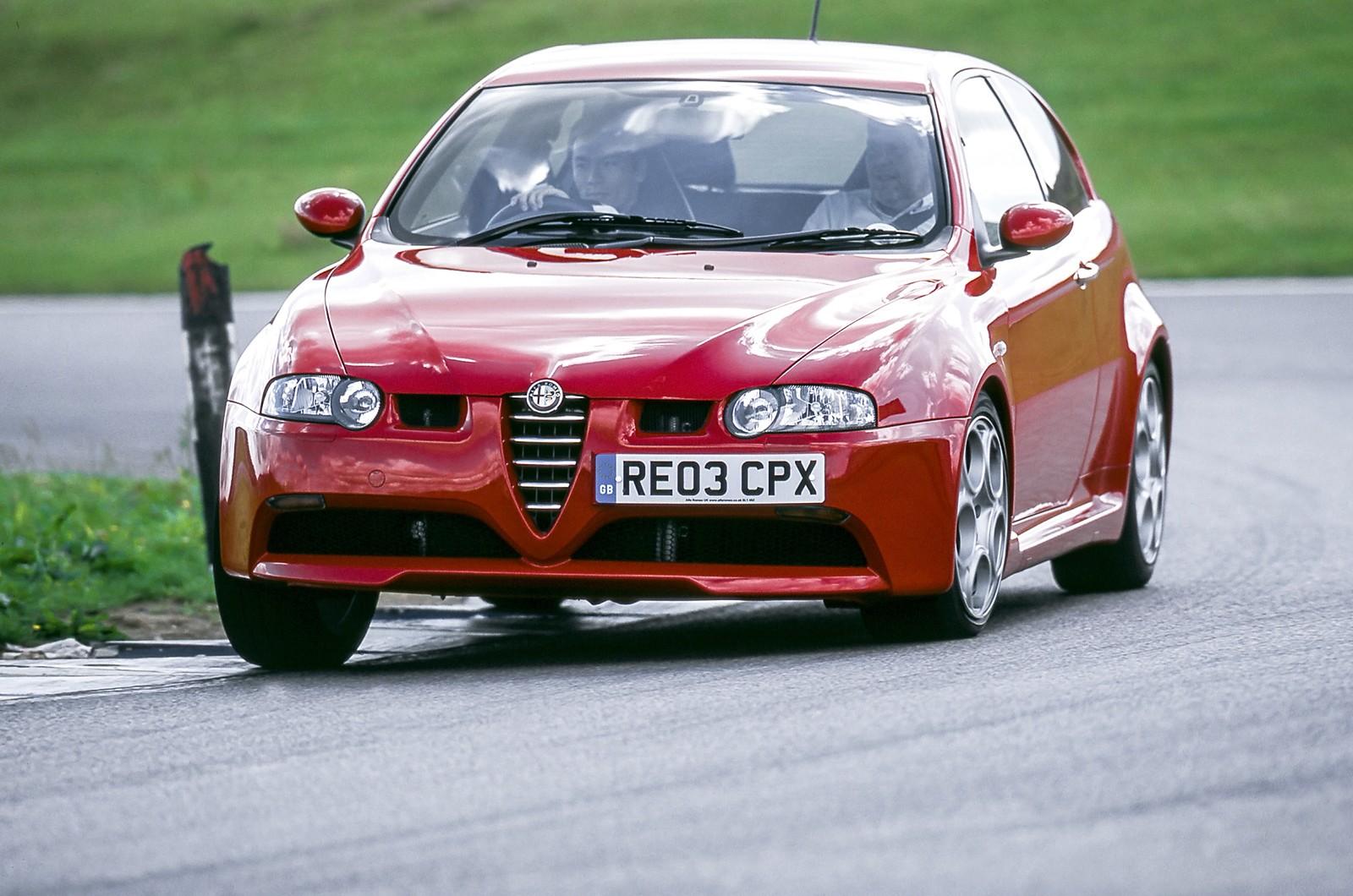 ALFA ROMEO 147 GTA - 2003, 2004, 2005 - autoevolution