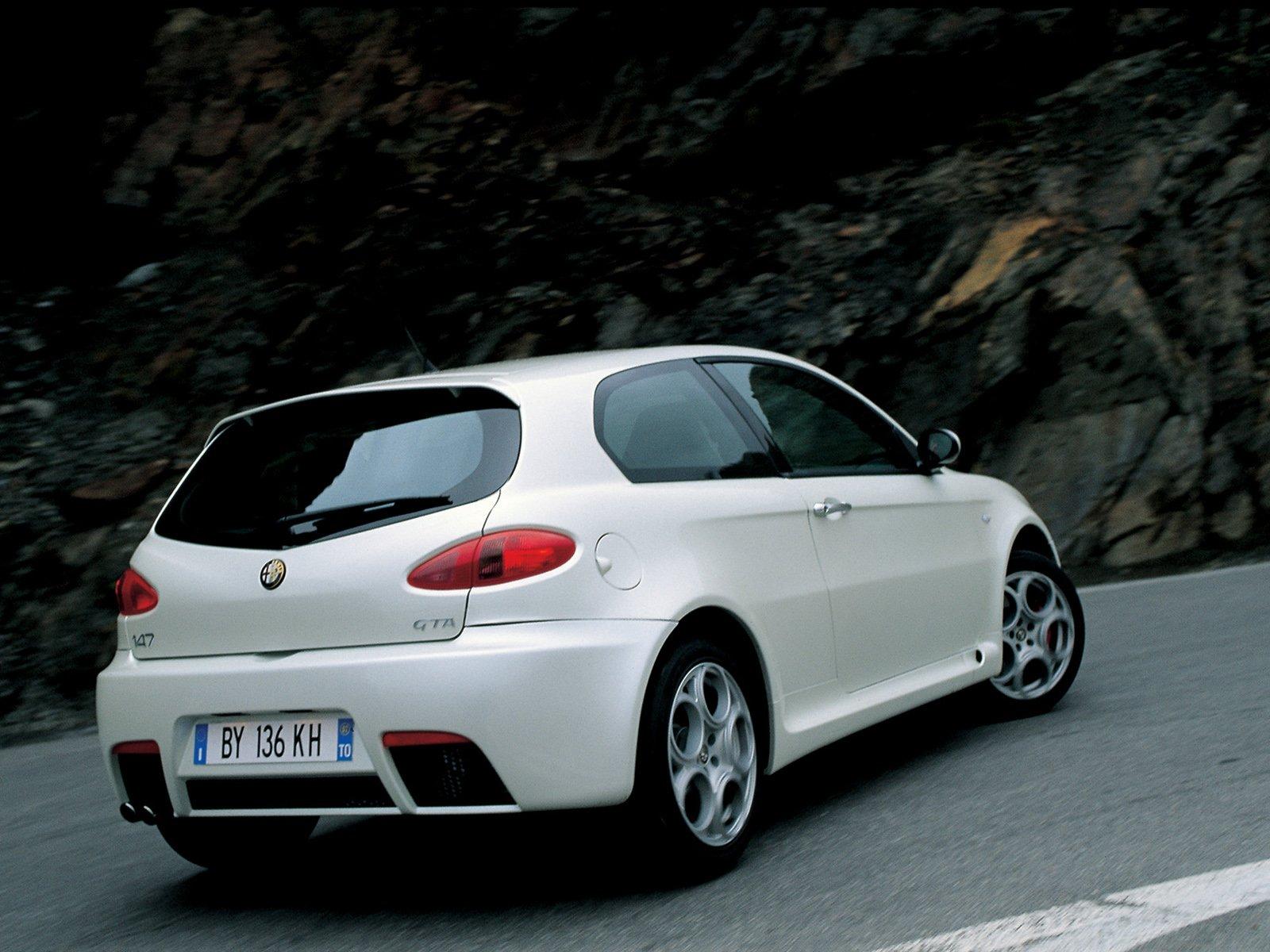 ALFA ROMEO 147 GTA specs - 2003, 2004, 2005 - autoevolution