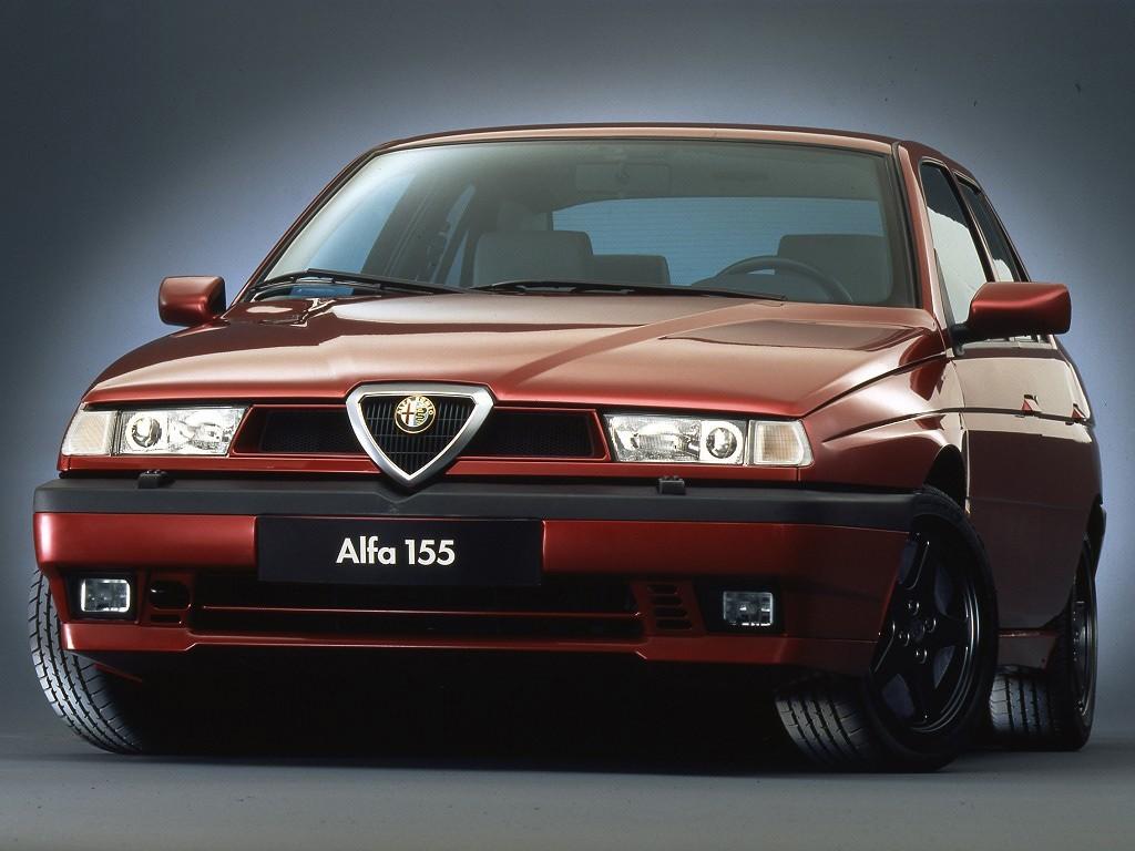... ALFA ROMEO 155 (1992 - 1998) ...