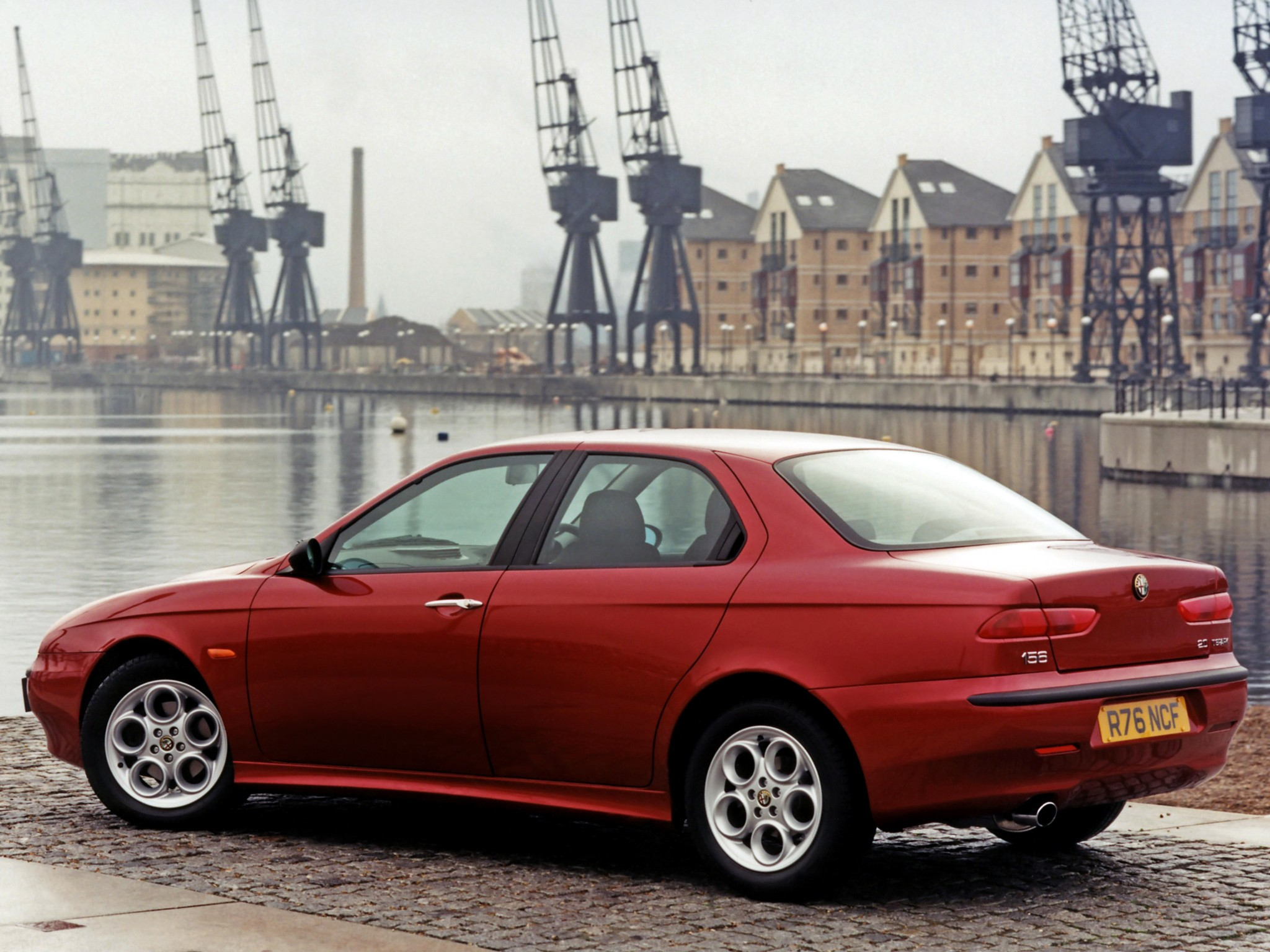 Alfa Romeo 156 Specs Amp Photos 1997 1998 1999 2000