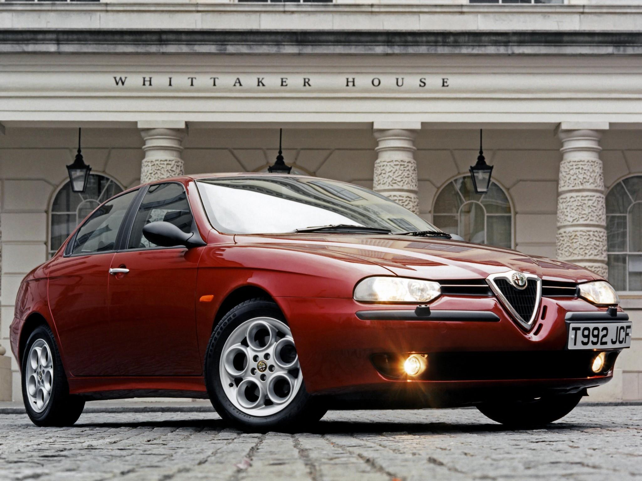Alfa Romeo 156 Specs  U0026 Photos