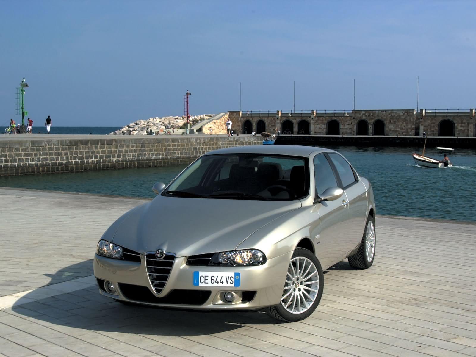 Gta 5 Car Wallpaper ALFA ROMEO 156 specs -...