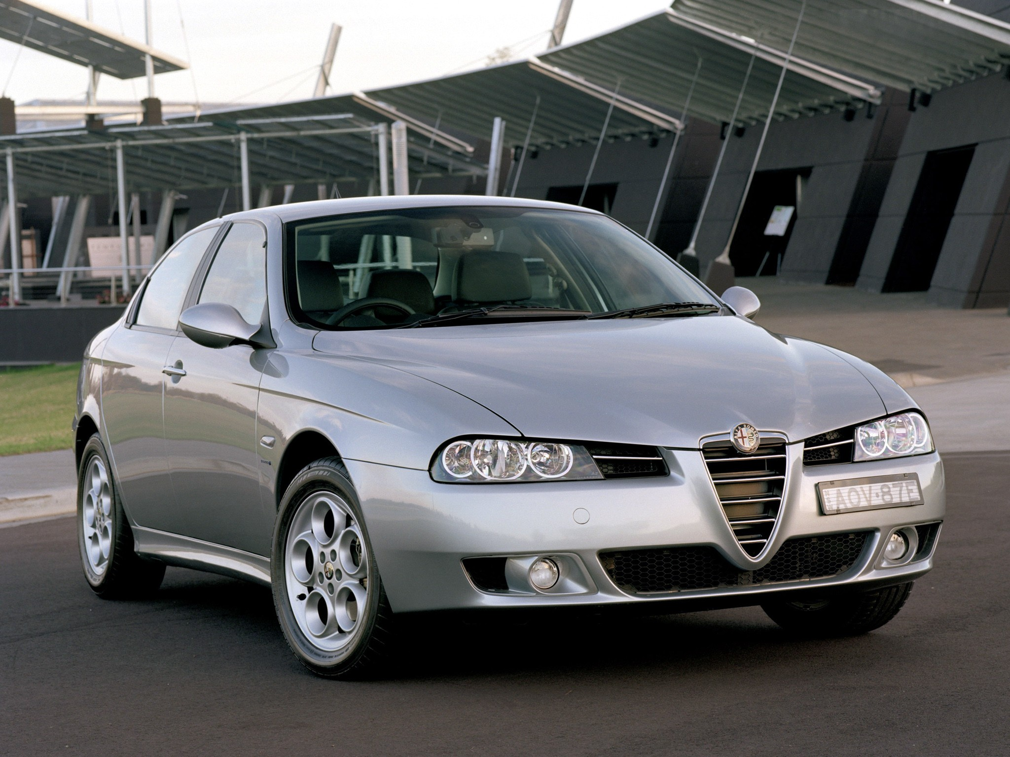 ... ALFA ROMEO 156 (2003 - 2005) ...