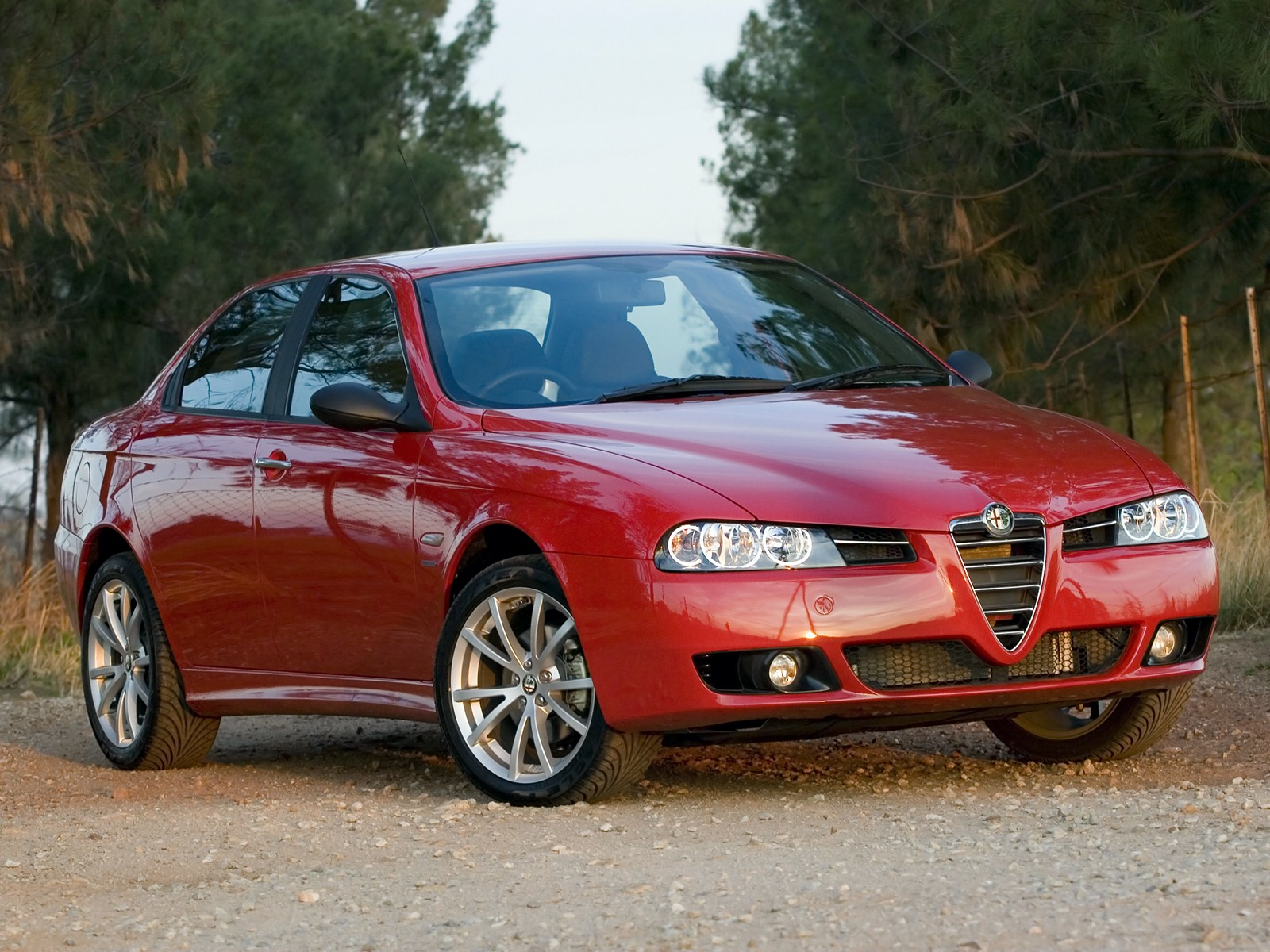 ALFA ROMEO 156 specs & photos - 2003, 2004, 2005 ...