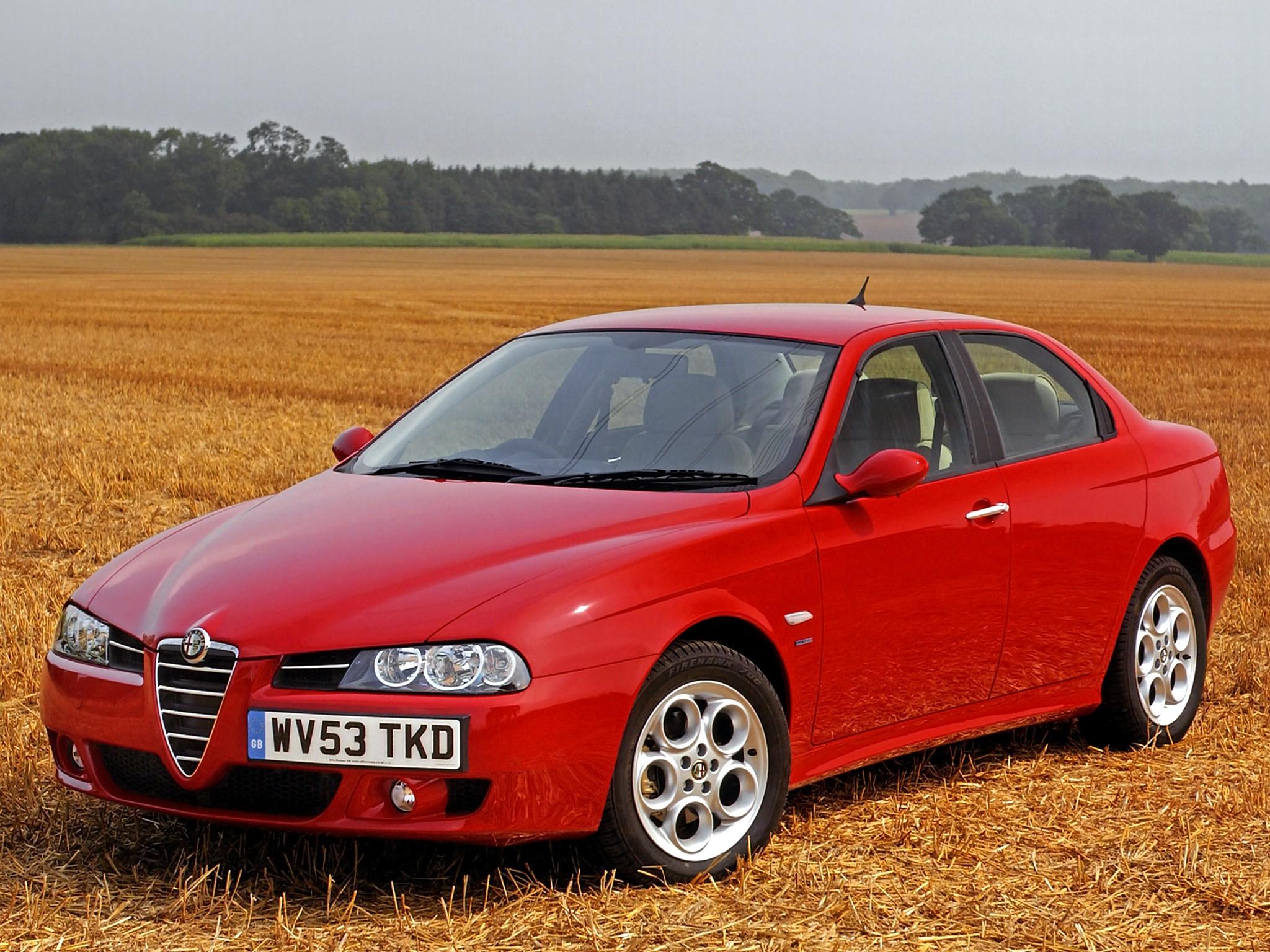 What Will Improve Fuel Consumption >> ALFA ROMEO 156 specs & photos - 2003, 2004, 2005 - autoevolution