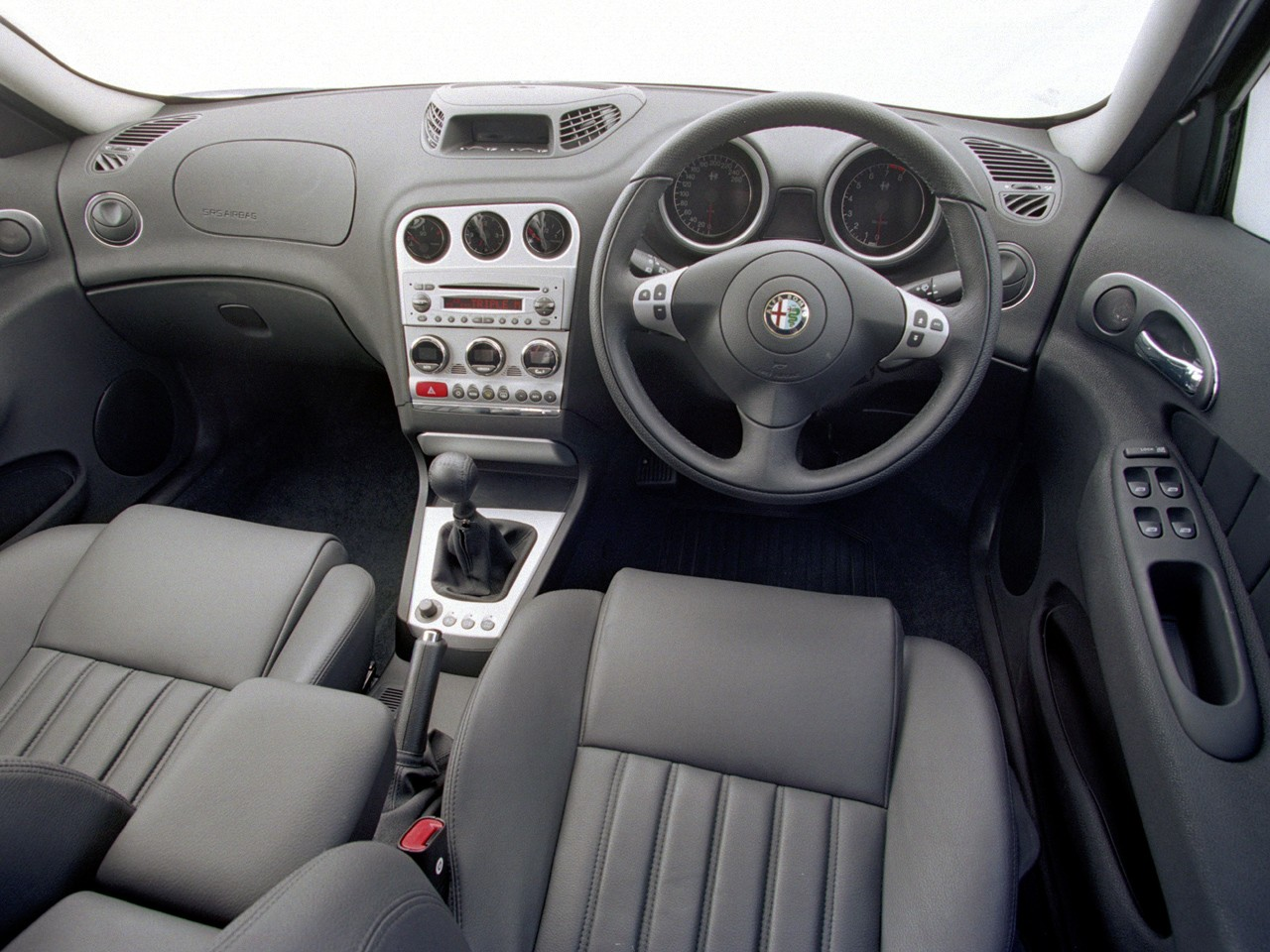 ALFA ROMEO 156 specs - 2003, 2004, 2005 - autoevolution