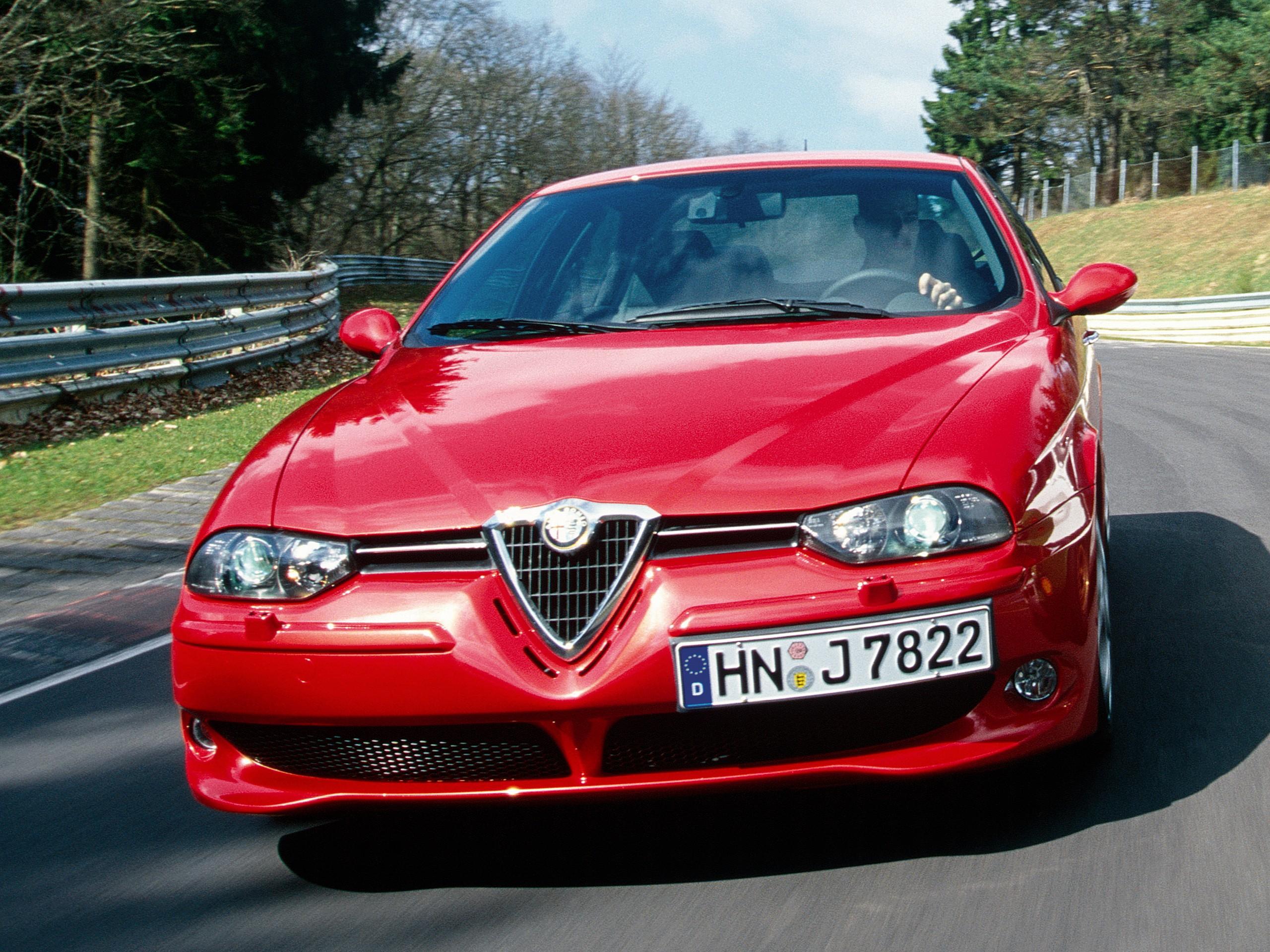 ALFA ROMEO 156 GTA specs - 2001, 2002, 2003, 2004, 2005 - autoevolution
