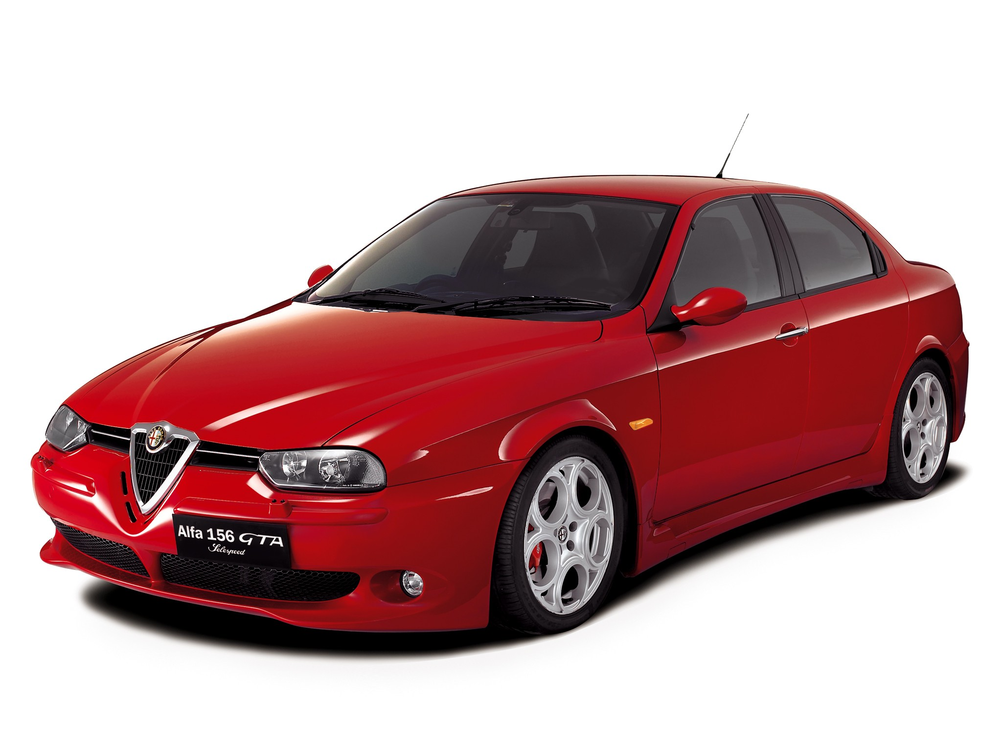 alfa romeo 156 gta 2001 2002 2003 2004 2005 autoevolution. Black Bedroom Furniture Sets. Home Design Ideas