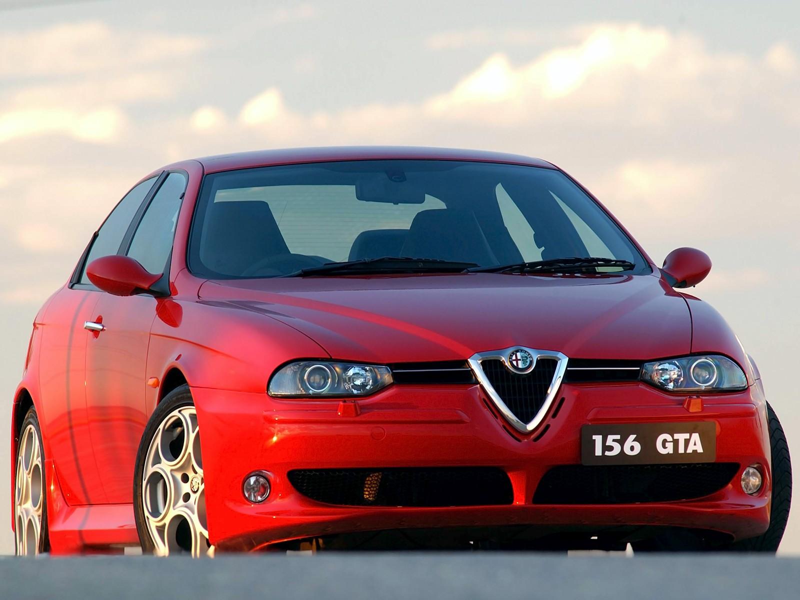 ALFA ROMEO 156 GTA Specs 2001 2002 2003 2004 2005