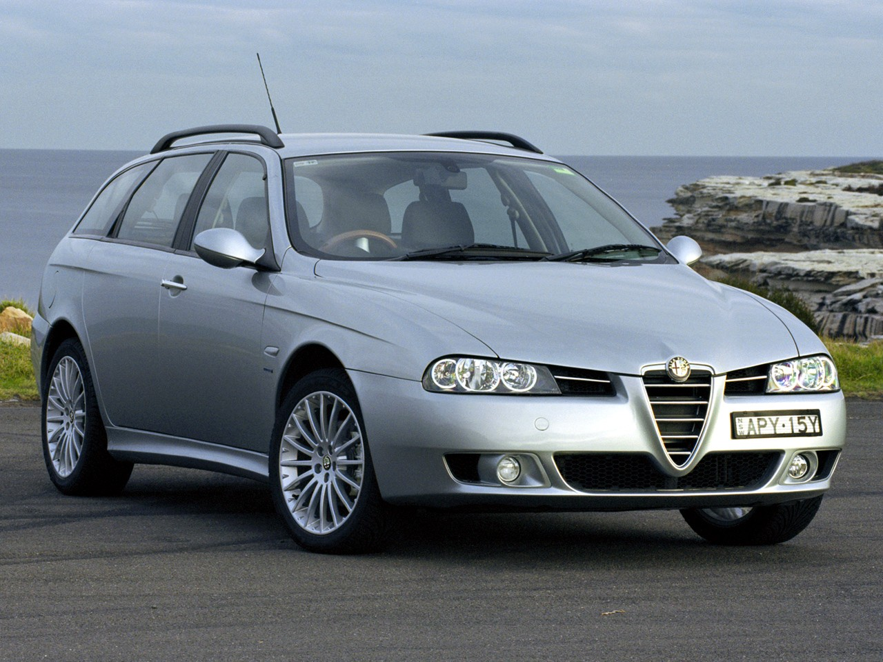 alfa romeo 156 sportwagon specs 2003 2004 2005 autoevolution. Black Bedroom Furniture Sets. Home Design Ideas