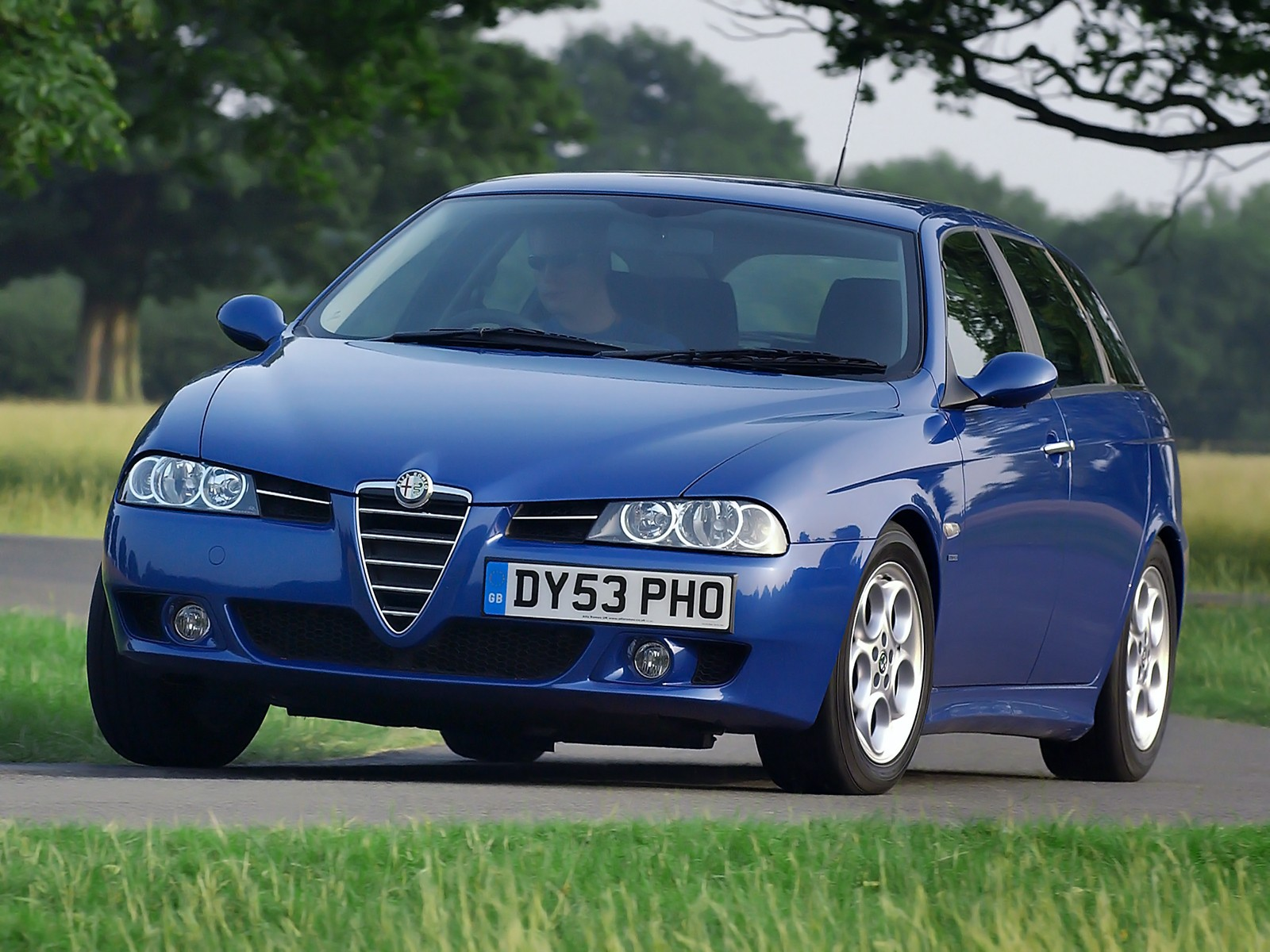 Alfa Romeo 156 Sportwagon Specs Photos 2003 2004 2005 Autoevolution
