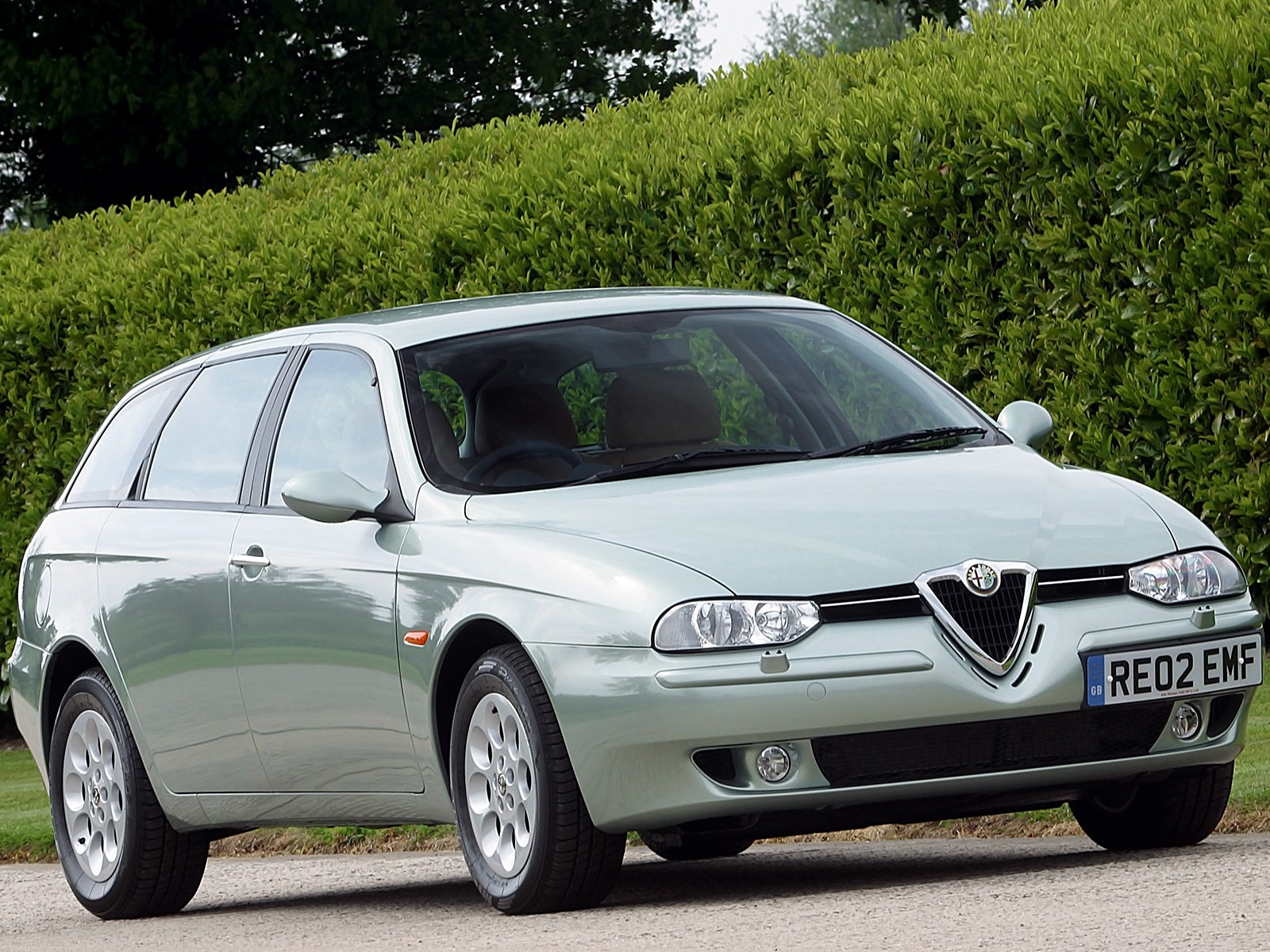 alfa romeo 156 sportwagon specs 2000 2001 2002 2003. Black Bedroom Furniture Sets. Home Design Ideas