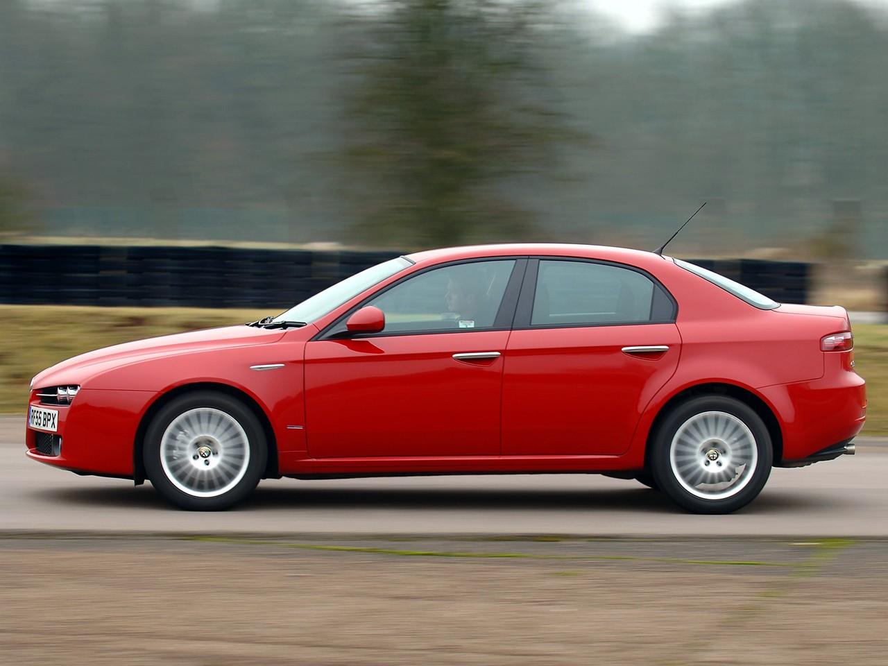 Alfa romeo 159 sportwagon 18 tbi ti