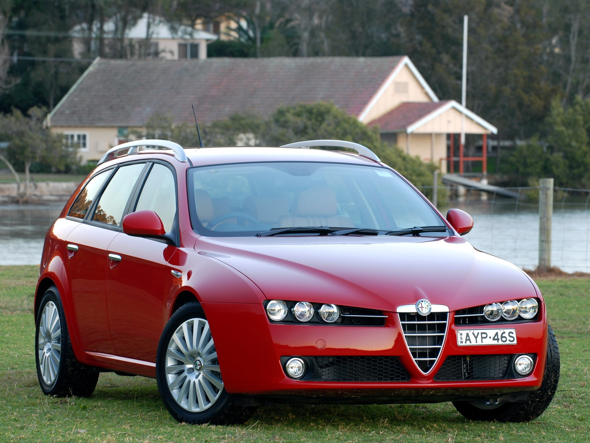 alfa romeo 159 sportwagon 2006 2007 2008 2009 2010. Black Bedroom Furniture Sets. Home Design Ideas