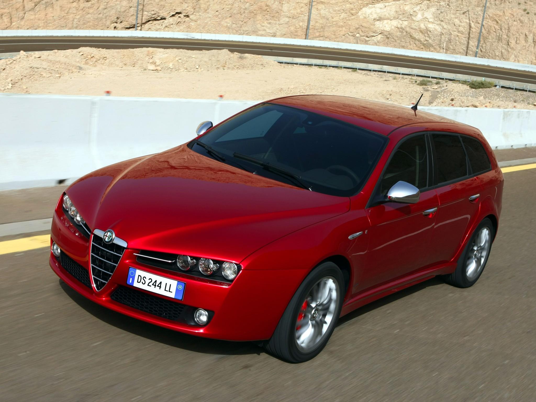 Alfa Romeo 159 ALFA ROMEO 159 Sportwa...