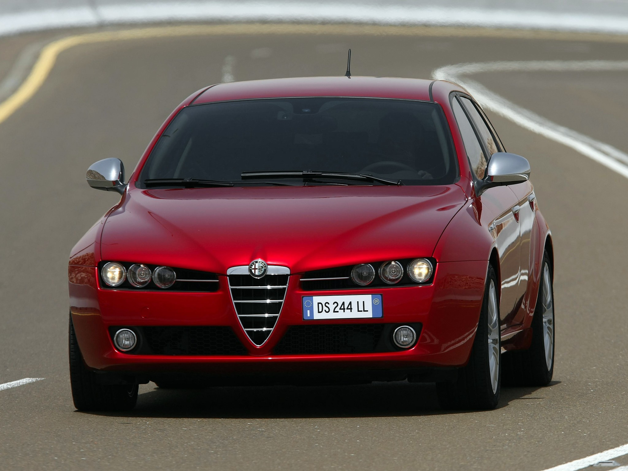 ALFA ROMEO 159 Sportwagon - 2006, 2007, 2008, 2009, 2010 ...