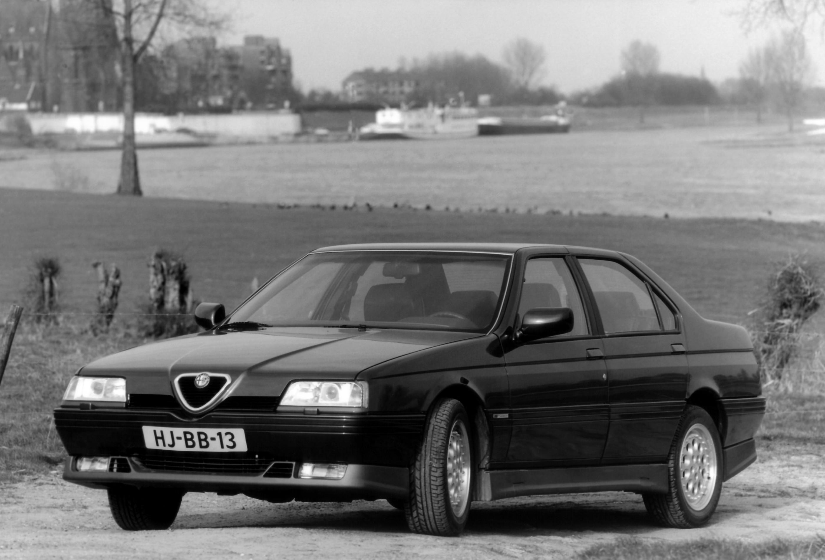 alfa romeo 164 specs - 1988, 1989, 1990, 1991, 1992, 1993, 1994