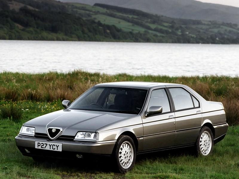 Alfa Romeo 164 Specs 1988 1989 1990 1991 1992 1993
