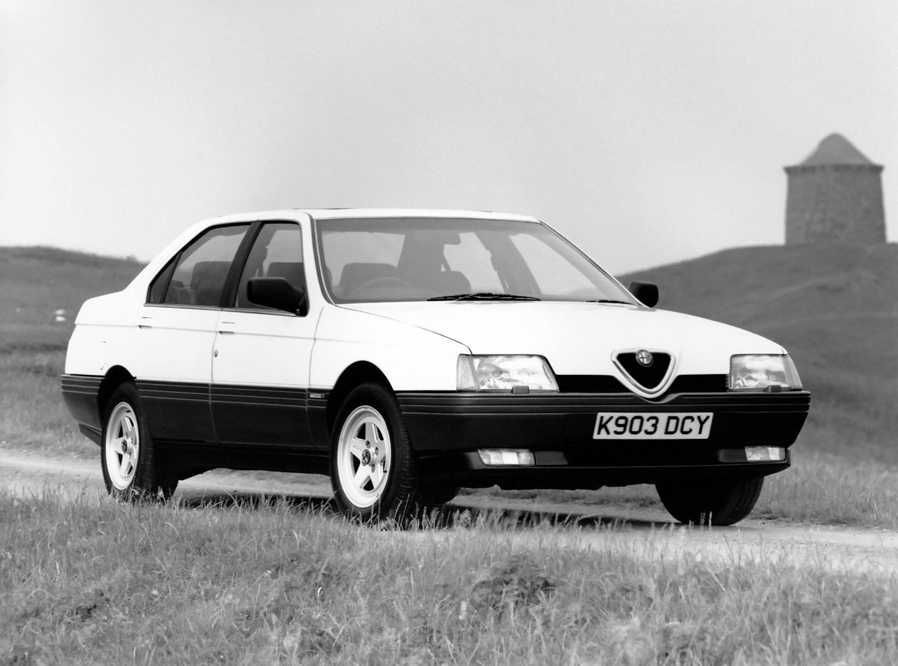 Alfa Romeo 164 Shop Manual Service And Repair Guide Manuals 1994 Strut Tower Rust 25 Td 147