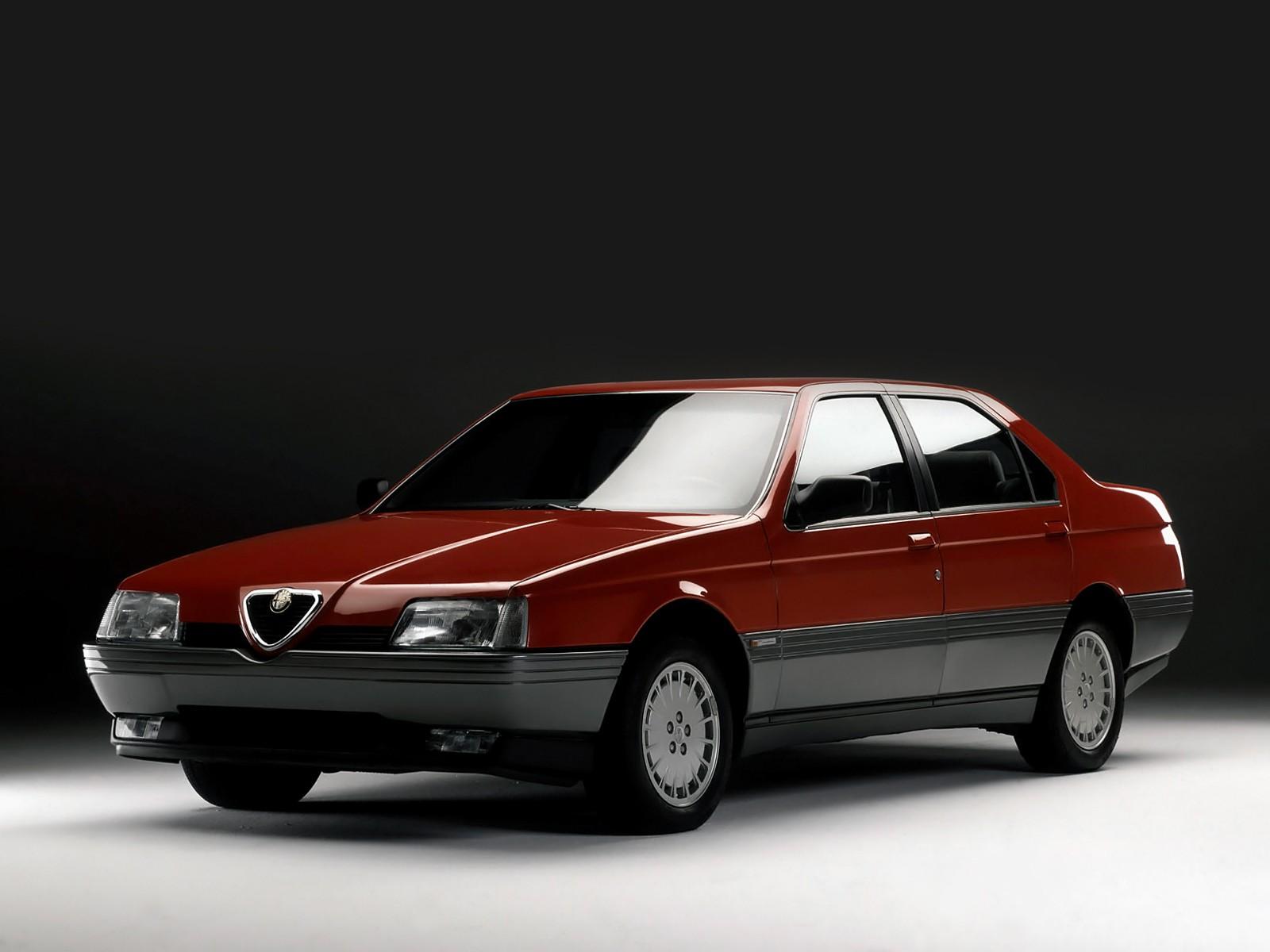ALFA ROMEO 164 - 1988, 1989, 1990, 1991, 1992, 1993, 1994 ...