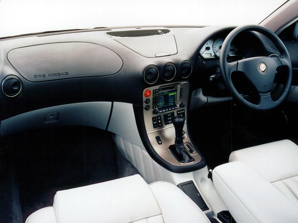 Alfa Romeo 166 Specs Photos 1998 1999 2000 2001 2002 2003 Autoevolution