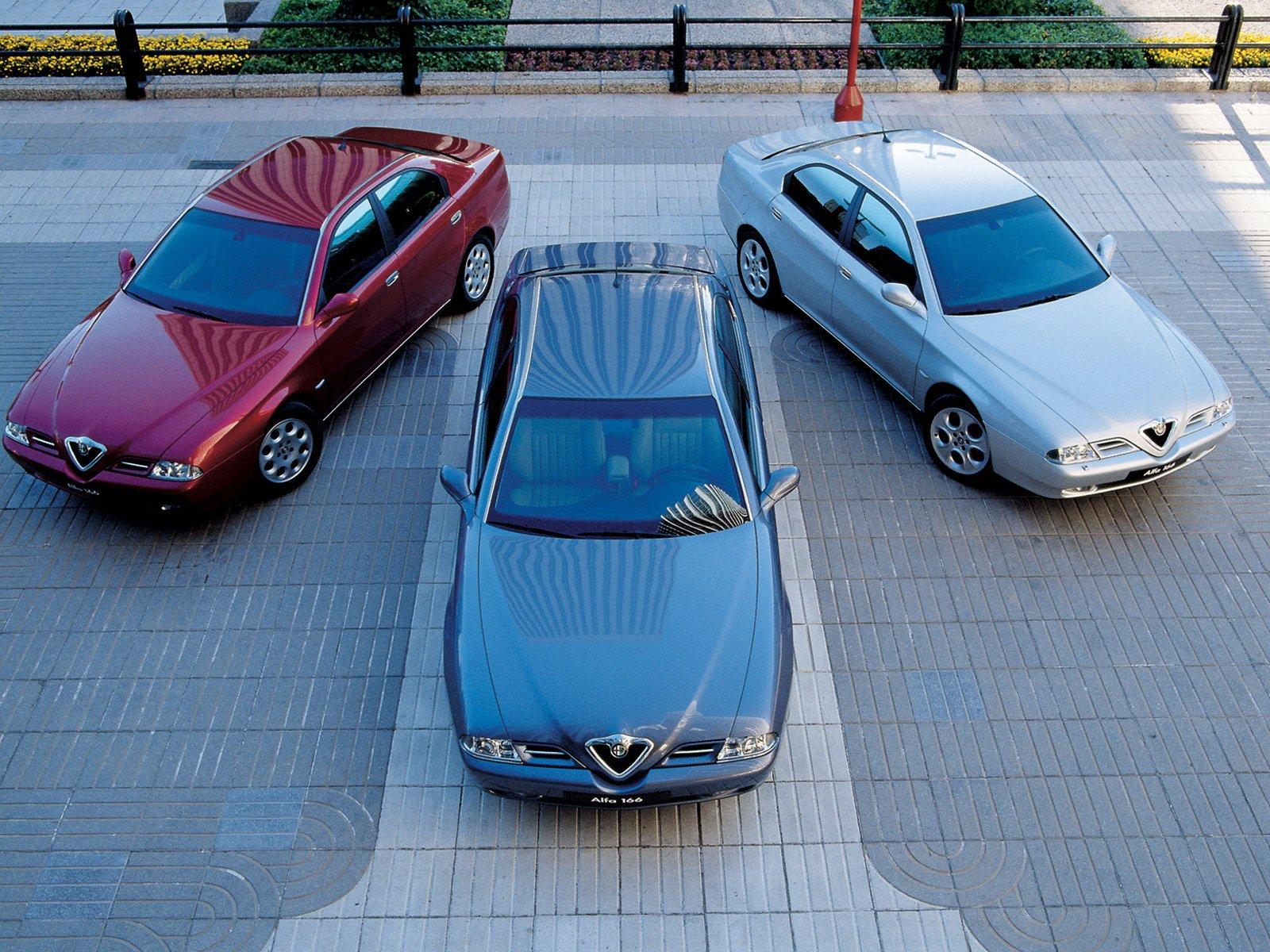 ALFA ROMEO 166 specs - 1998, 1999, 2000, 2001, 2002, 2003 ...