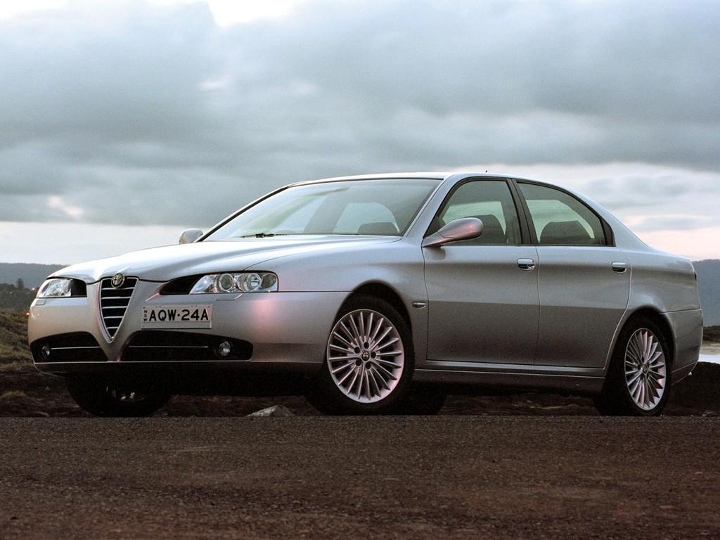 Alfa Romeo on Moto V6 Engine