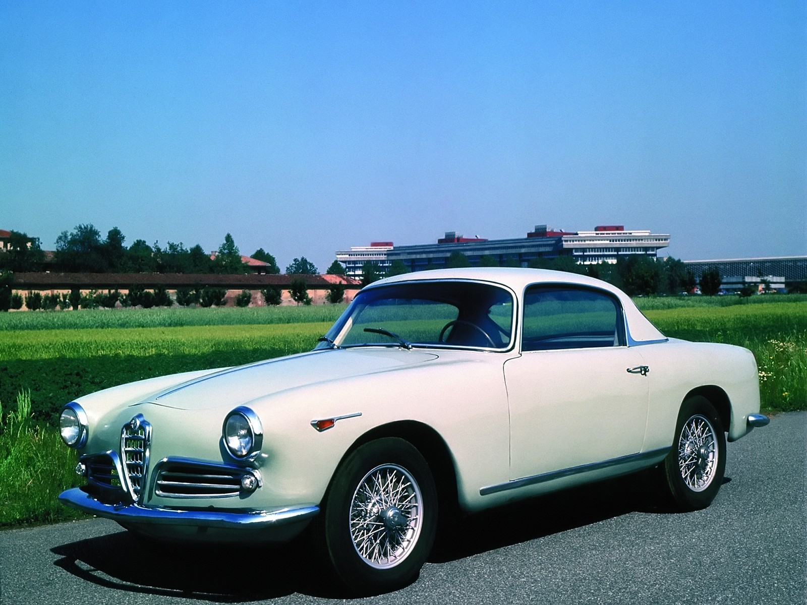 Alfa Romeo 1900 Super Sprint Specs Amp Photos 1956 1957