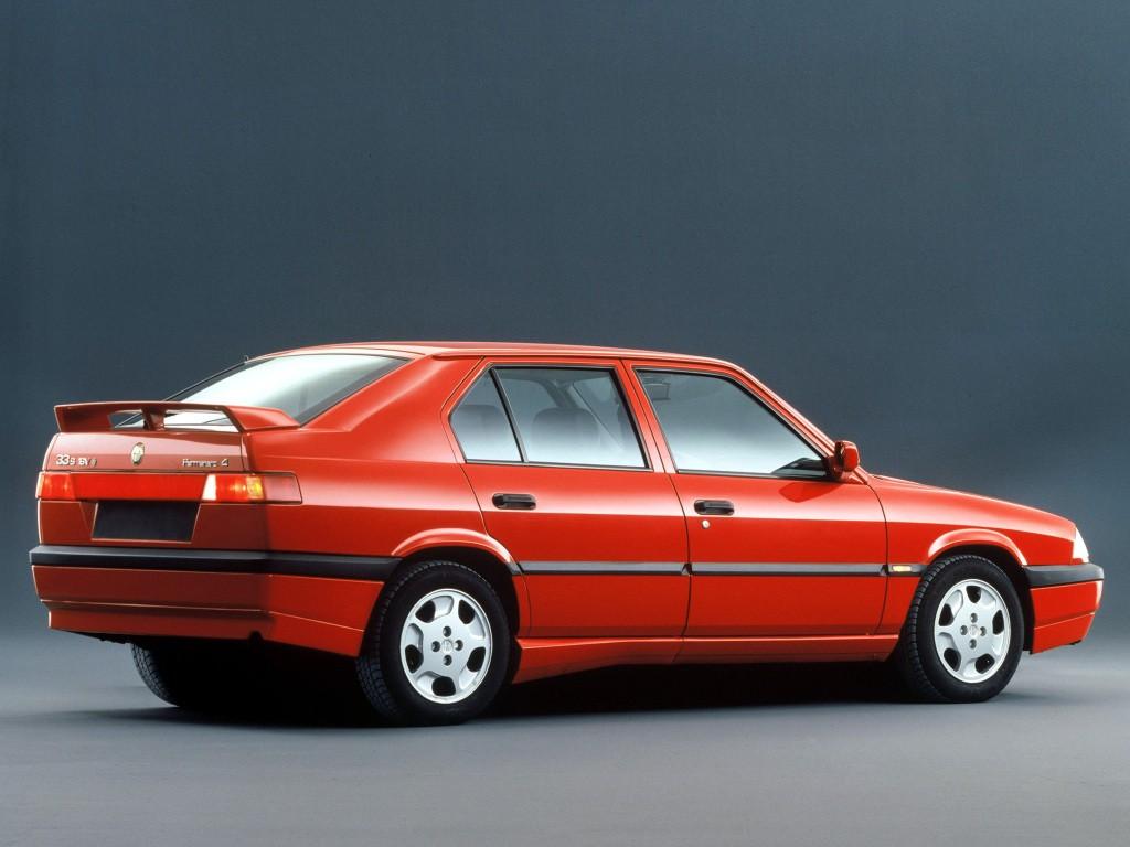 alfa romeo 33 specs photos 1990 1991 1992 1993 1994 autoevolution. Black Bedroom Furniture Sets. Home Design Ideas