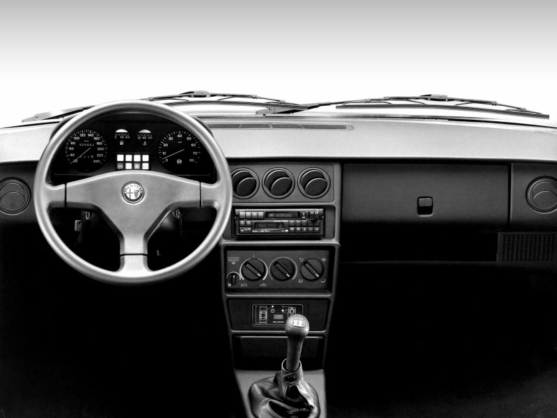 ALFA ROMEO 33 - 1990, 1991, 1992, 1993, 1994 - autoevolution