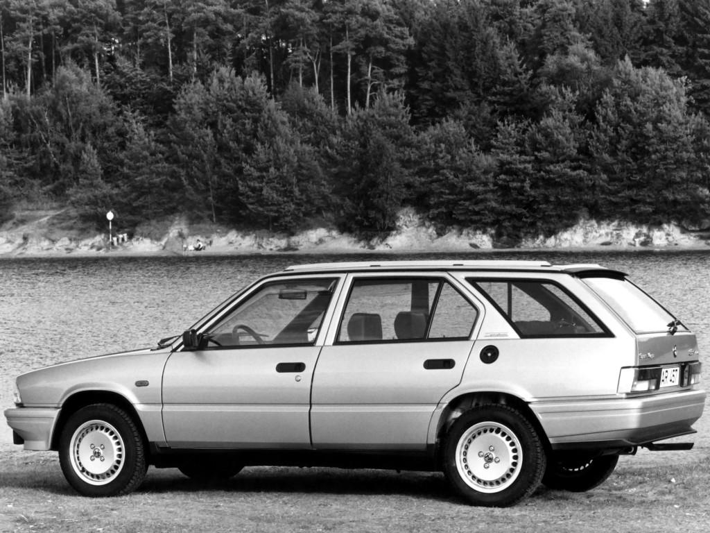 alfa romeo 33 sport wagon specs - 1988, 1989, 1990, 1991, 1992