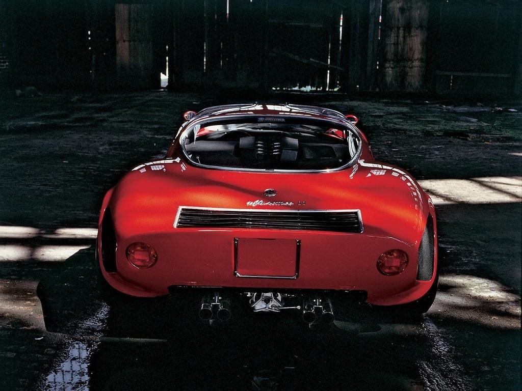 Alfa Romeo Giulia TZ  Wikipedia