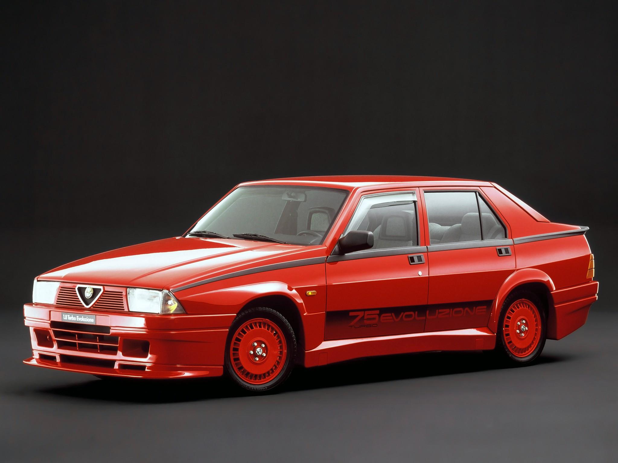 Alfa Romeo 75 Wiring Diagram Most Uptodate Info Twin Spark Specs Photos 1985 1986 1987 1988 1989 1990 Rh Autoevolution Com Alfetta Diagrams Class A Rv