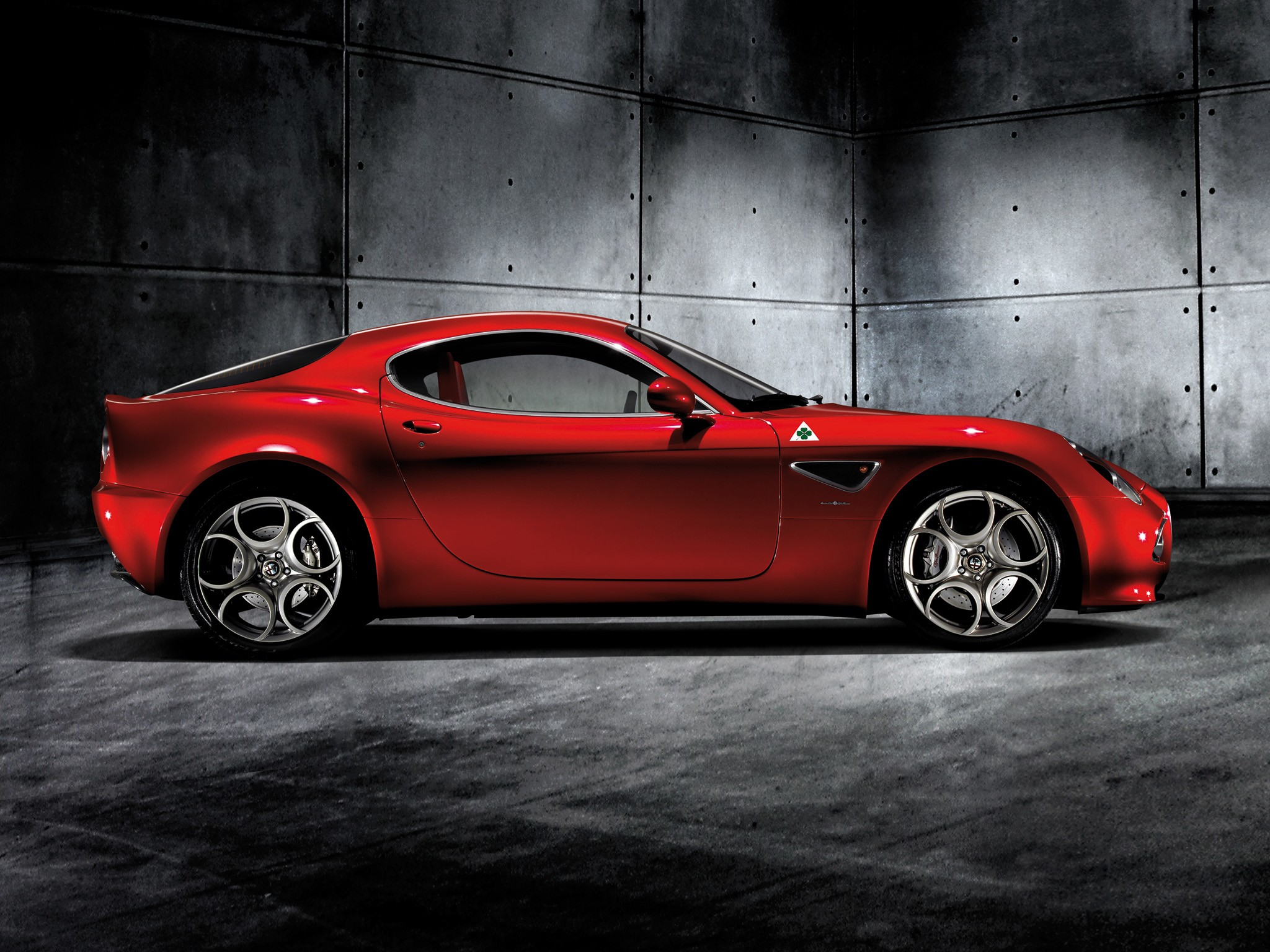 alfa romeo 8c competizione 2007 2008 2009 autoevolution. Black Bedroom Furniture Sets. Home Design Ideas