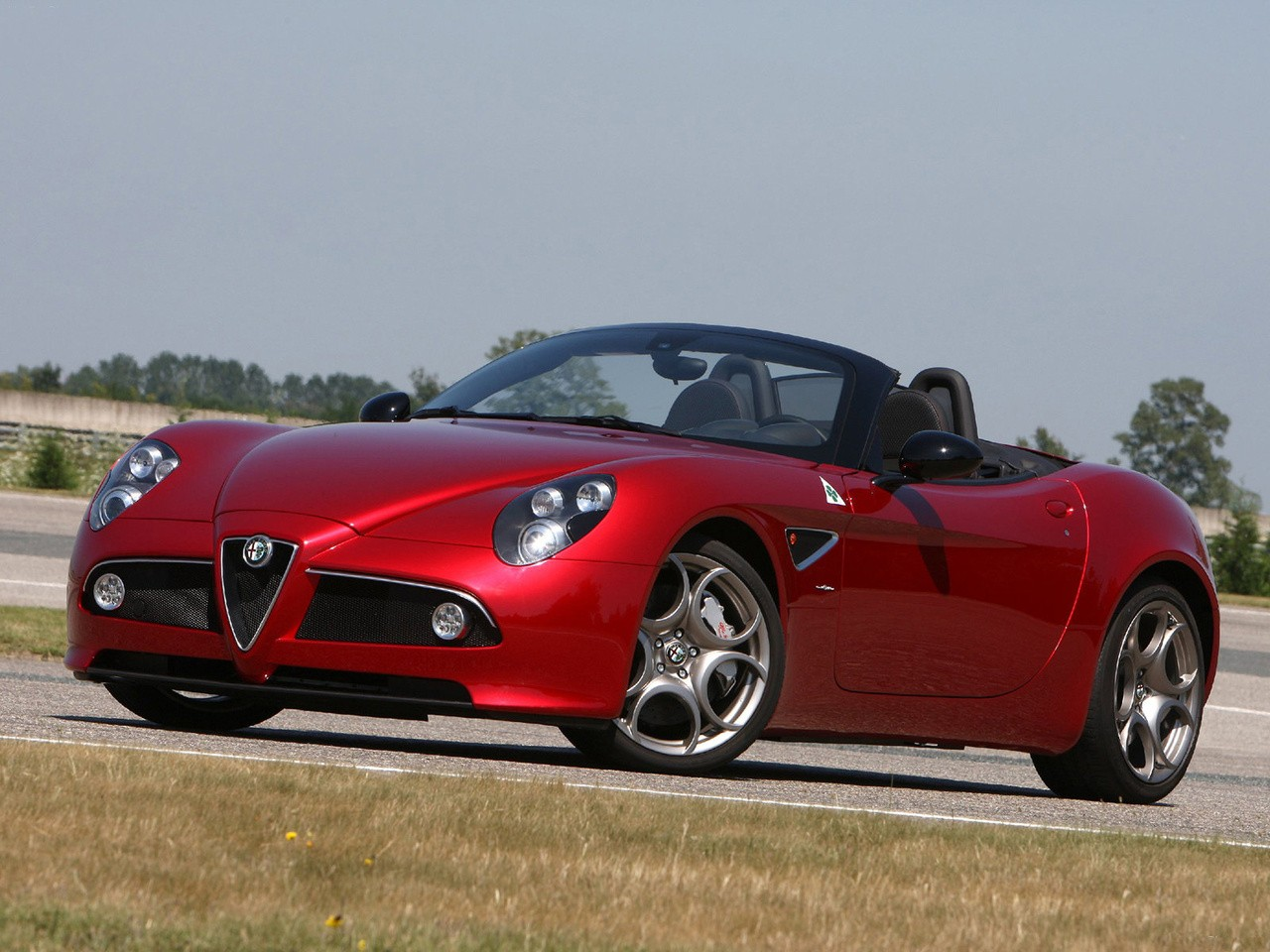 Alfa romeo cars made in italy