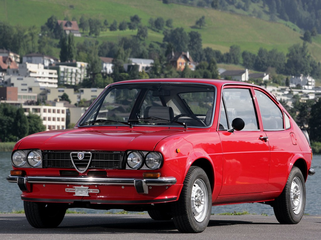 Alfa Romeo Alfasud Ti Specs 1973 1974 1975 1976 1977