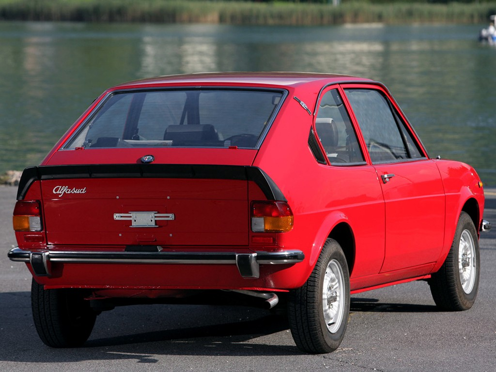 Alfa Romeo Alfasud Ti 1973 1974 1975 1976 1977