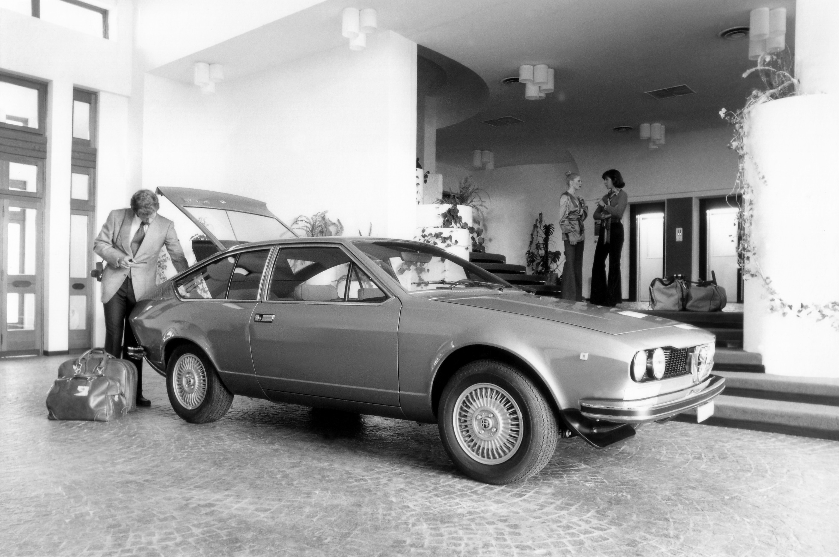 Alfa Romeo Alfetta Gt Specs Photos 1974 1975 1976 1977 1978 Transaxle 1980