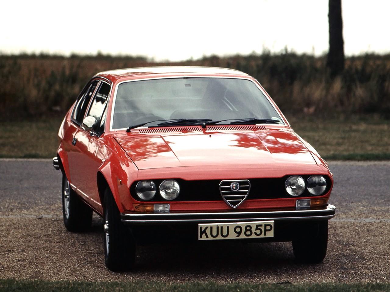 Alfa Romeo Alfetta Gt 1974 1975 1976 1977 1978 1979