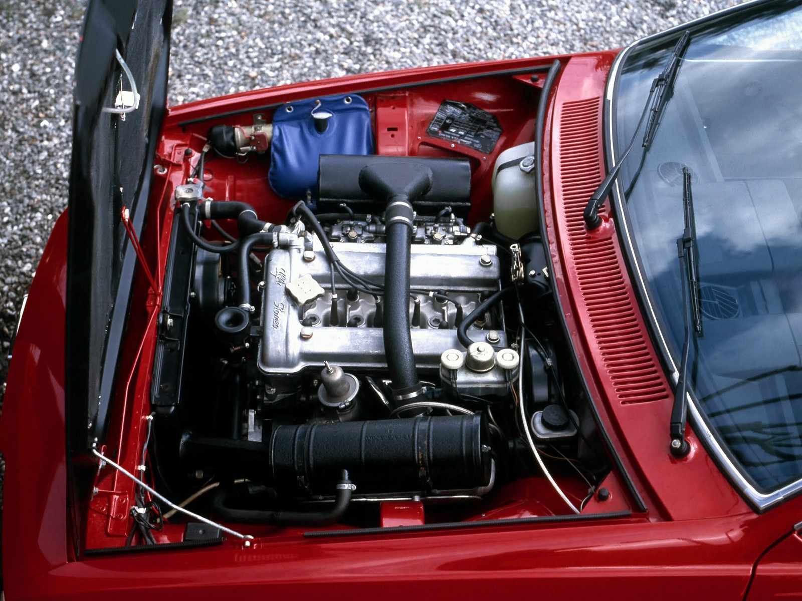Alfa Romeo Alfetta Gtv on Alfa Romeo Gtv6 Engine